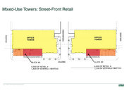 The plans call for 10,000 square feet of street-level retail within the two main Wells Fargo office towers. Those spaces likely will be filled with sit-down restaurants.