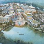 Developer reveals plans for first of four hotels near Exxon campus