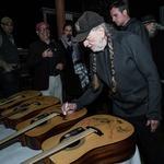 Willie Nelson donates archives to UT Austin