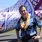 Ohana by Hawaiian first flight to Molokai: Slideshow