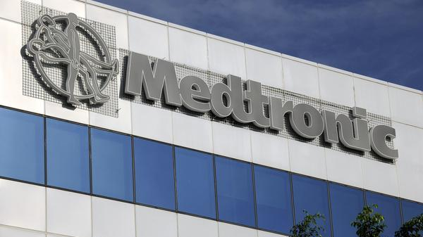 Medtronic's Spine division shows growth