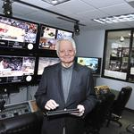 Sports TV pioneer <strong>Ken</strong> <strong>Haines</strong> retiring
