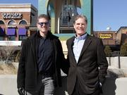 Louis and Bob Loeb bought Overton Square in 2012 and have revived it into a bustling entertainment district.