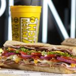 Which Wich selects uptown Charlotte location