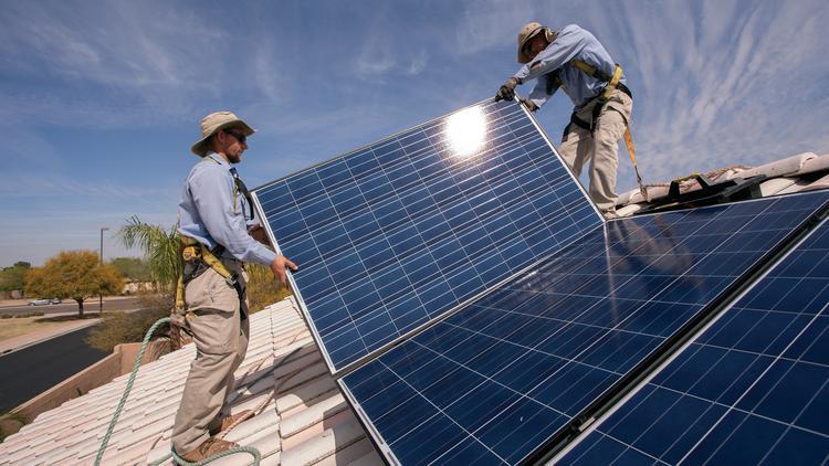 Solarcity Sunrun Sue Arizona Department Of Revenue Over
