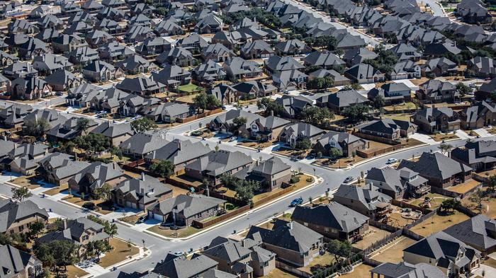 Suburbs boom as 'hyper' sprawl takes hold