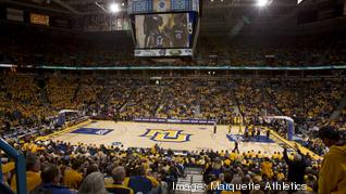 Would you spend more on tickets to the Marquette Golden Eagles games at the new Bucks arena?