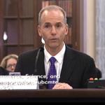 Boeing 'heir apparent' tells Senate panel competition fiercer than ever