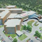 Big OP Regional Medical Center expansion nears completion
