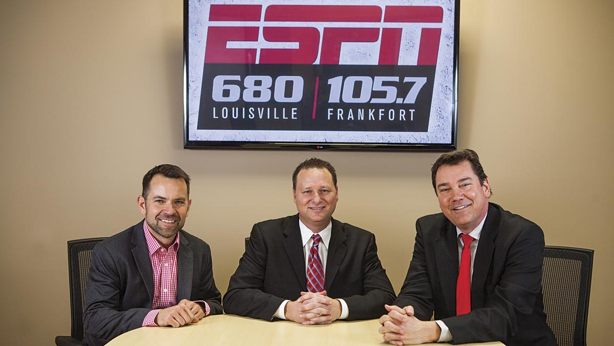 ESPN radio affiliate looks to expand its Louisville presence ...