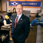 <strong>Penrod</strong> takes home $185K after dismissal as airport chief