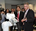 Motoman, top U.S. scientist Kinect at Troy manufacturing conference