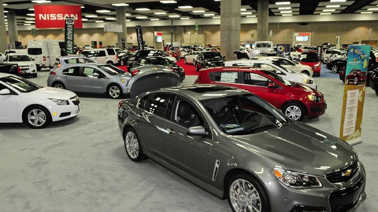 First Hawaiian International Auto Show In Honolulu Slideshow - Car show hawaii