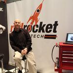 ED GOLDMAN: Not your ordinary auto mechanic