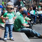 CBJ Seen: 'Charlotte Goes Green' for St. Patrick's Day (PHOTOS)