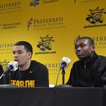 Shocker players feeling the love in Wichita