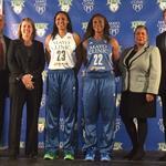 Lynx to put Mayo Clinic logo on jerseys