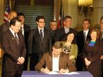 Hickenlooper signs pot bills into law