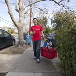 DoorDash raises $127M in down round, with a caveat