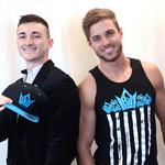 That's legit: Young entrepreneurs create new extreme-sports clothing line