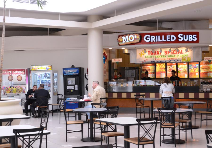 Orlando Fashion Square Food Court