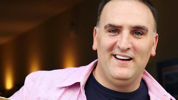 Jose Andres: Chef. Entrepreneur. Medic? - Washington ...
