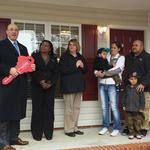 Wells Fargo, Operation Homefront provide mortgage-free home to local vet (VIDEO)