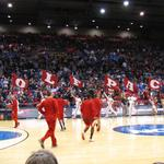 Photos: NCAA First Four, night one in UD Arena