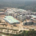 Developer unveils $250 million mixed-use development near Exxon Mobil campus