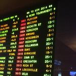 Straight from Vegas: Shockers 12/1 to win it all