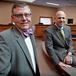 Drs. Craig Buchman and Matt <strong>Ewend</strong> – Innovator/Researcher