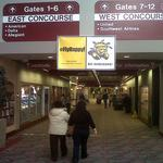 Mid-Continent passenger numbers dip in June and July