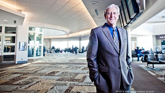 Airport board fires CEO Rob Wigington