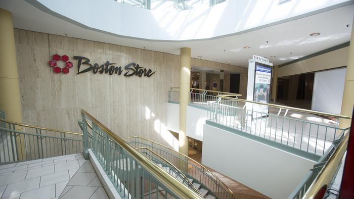 Which department store will win more of your dollars now that Boston Store is going away?
