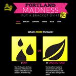 Voodoo Doughnut vs Subarus: Portland's own Madness bracket