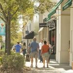 Who might be in the market for the St. Johns Town Center?