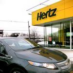 Hertz CEO steps down amid investor pressure (Video)