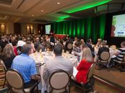 More than 300 attended the Phoenix Business Journal's annual Healthiest Employers breakfast March 20.