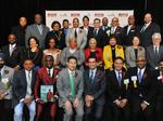 2014 Minority Business Leader Awards reception