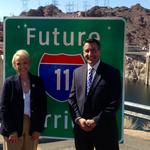 Proposed Interstate 11 has support of land owners, developers (naturally)