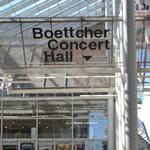 What they're saying about talk of razing Boettcher Concert Hall