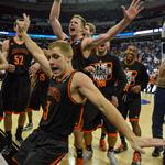 NCAA hoops fans flood Portland hotels as tourney kicks off