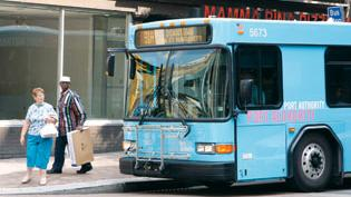 17 additional routes added to port authority real time bus arrival system pittsburgh business - Port authority bus schedule ...