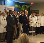 Gov. Rick Scott announces increase in cancer research funding in Jacksonville