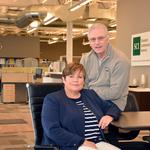 Commercial furniture dealer moves into new Albany offices