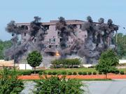 In May 2005, DHG imploded the 433,000-square-foot Burlington Industries corporate headquarters in Greensboro.