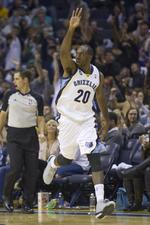 <strong>Quincy</strong> <strong>Pondexter</strong> latest Grizz casualty