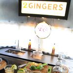 PHOTO TOUR – 2 Gingers Whiskey's Airstream pub on wheels