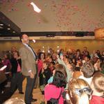Tellus Science Museum marks major milestone