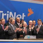 Cloud HR company TriNet stock up after it raises $240M in IPO